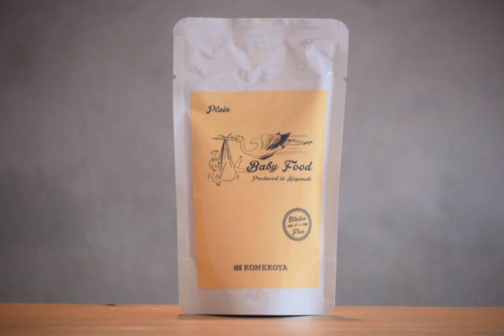 米粉の離乳食プレーン