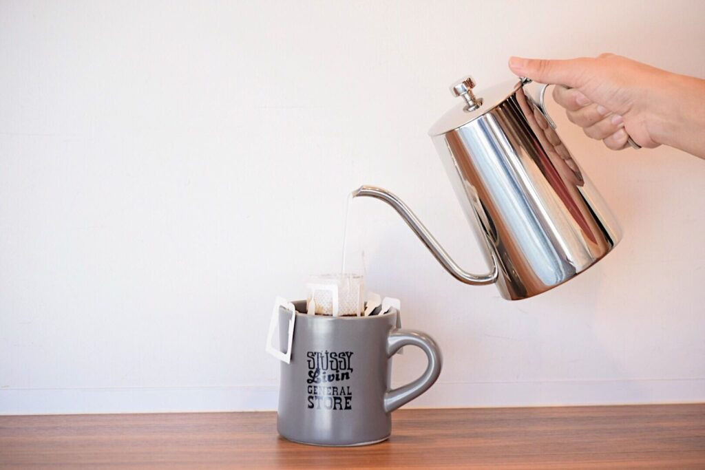 komekoya coffee stands image