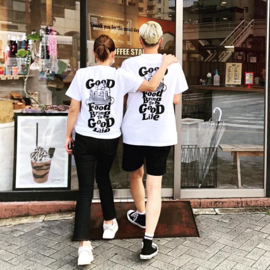 米粉屋オリジナルTシャツ